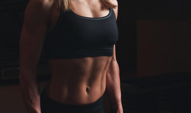 ウエストにくびれが欲しい!どの筋肉を鍛える?